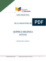 Guía Didactica de Química Organica
