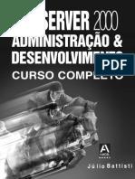 SQL 2000 CursoCompleto Julio Battisti