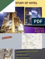 Case Study of Hotel