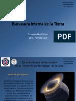 Estructura Interna de La Tierra PG