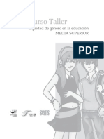 LIBRO 1 Taller Generoyescuela