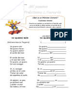 Produccion Poema Prestamo Literario