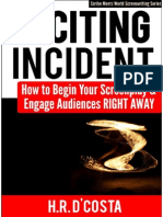 D'Costa - Inciting Incident - How to Begin