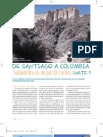 Cicloturismo Chile Colombia