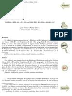 Dialnet-NotasCriticasALaBibliothekeDelPsApolodoroI-298570