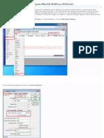 Configurar MikroTik WebProxy (WebCaché)