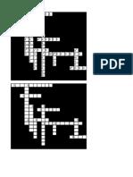 Crucigrama Excel
