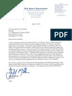 VA May 27 Letter