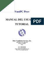 VnetPC Pro+ Manual del Usuario y Tutorial