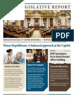 2013-2014 Legislative Report
