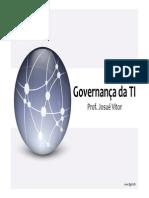 Aula Governança de TI