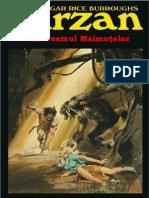 Burroughs Edgar Rice - Tarzan Din Neamul Maimutelor