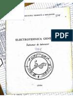 electrotehnica laboratoare