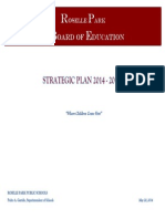 RPSD Strategic Plan (2014-2017)