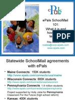 ePals School Mail 101 Briefly