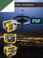 catalogo generadores diesel