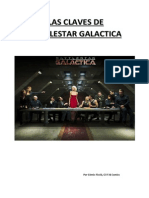 Las Claves de Battlestar Galactica by Còmic-Ficció