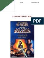 ANDERSON- La Guerra de Las Galaxias La Busqueda Del Jedi