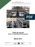 Partea 0 - Caiet de Sarcini