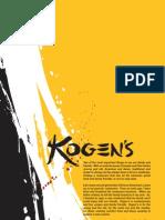 Kogens Menu 09 1104