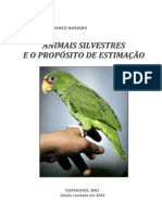 Animaissilvestreseopropsitodeestimao Obracompleta 2001 Revisadaem2013 131107090152 Phpapp01