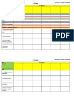 k-8 math unit planning template