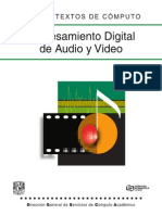 Curso Procesamiento Digital de Audio y Video ManualProcDigAV