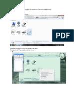 Manual Para Actualizar El Puerto de Impresora Samsung Inalámbrica