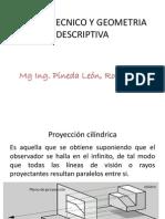 Dibujo Tecnico y Geometria Descriptiva_proyecciones