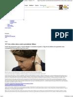 'FT' Faz Crítica Dura Contra Presidente Dilma