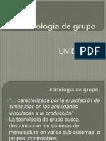 Unidad 4 Grupos Tecnologicos Equipo 6