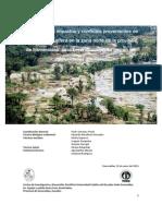 Estudio Sobre El Impacto de La Minería en Esmeraldas