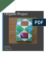 jacks origami project