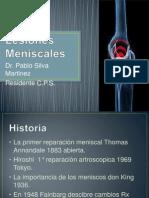 Lesiones Meniscales [Autoguardado]