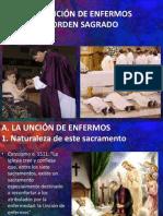 03060000 24 Uncion de Los Enfermos y Orden Sagrado