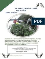 1 Informe 2013 Los Isleños