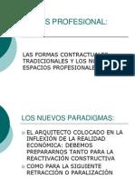 Arq Legal 2[1].009 Formas de La Praxis Profesional i