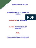 Protocolos de Internet PDF