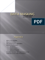 Data Masking Concept in Power Center