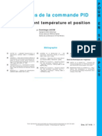 005 - Appli. de la commande PID - Asserv. T° et position Bis.pdf