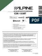 OM_CDE-133BT_EN Alpine stereo