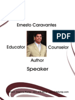 Ernesto Caravantes Speakers Brochure