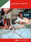 Planificación de Proyectos y Programas