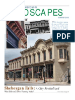 Summer 2005 - Volume 9 - #2 - 1000 Friends of Wisconsin Landscapes