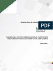 3. Gbpa Transporte de Glp en Cilindros Menor o Igual a 500 Cilindros
