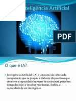 IA – Inteligência Artificial