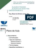 7098Modulo 1 - Agua Fria - Dimensionamento V04