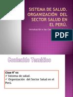 Clase 9 Sistema de Salud Organizacion Del Sector-1- 3 1 1