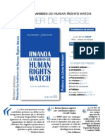 Rwanda & Human Rights Watch