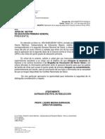 Circular 100 Semana Nacional Salud -Vacuna Papiloma-5 Grado-2014